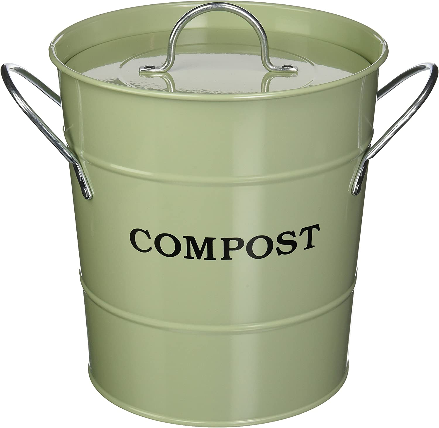 Exaco Trading Super beauty product Ranking TOP20 restock quality top Co. CPBG 01 2-in-1 Bucket Indoor Compost