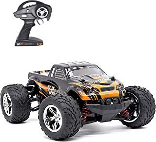 Aiitoy RC Car, 1: 20 Scale 4WD 2.4Ghz Off-Road All Terrain Remote Control Monster Truck, High Speed Electronic Vehicle Rock Crawler, RTR Hobby Grade (FY15)