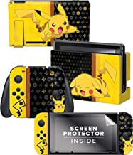 Controller Gear Nintendo Switch Skin & Screen Protector Set - Pokemon -