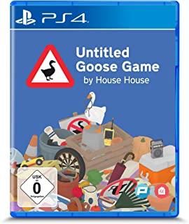 Untitled Goose Game (PlayStation PS4)