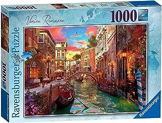 Ravensburger Puzzle, Venice Ramance, 1000 Parça