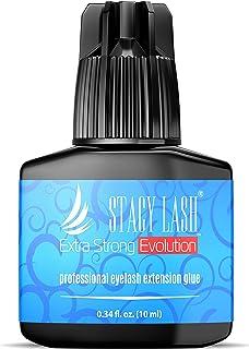 Extra Strong Evolution (0.34 fl.oz / 10 ml) Eyelash Extension Glue Stacy Lash / 1-2 Sec..