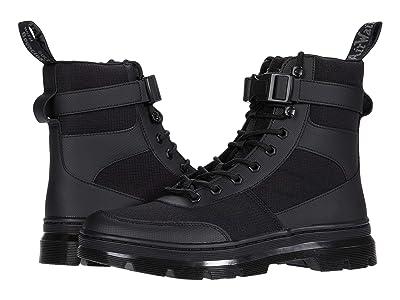 Dr. Martens Combs Tech (Black) Shoes