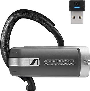 【国内正規品】ゼンハイザー Bluetooth ワイヤレス UC ヘッドセット Presence Grey UC (Presence ⅡUC)