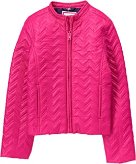 Gymboree Girls' Little Quilted Puffer Jacket