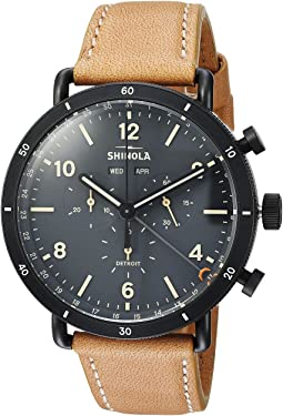 Shinola Detroit The Canfield Sport Chronograph Calendar 45mm - 20089891