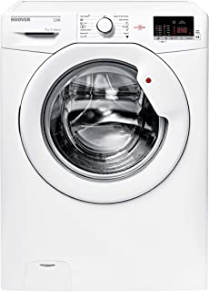 Hoover 1000 RPM 16 Programs Washing Machine, 7Kg, Front Load, White - HL 1071D1/1-04