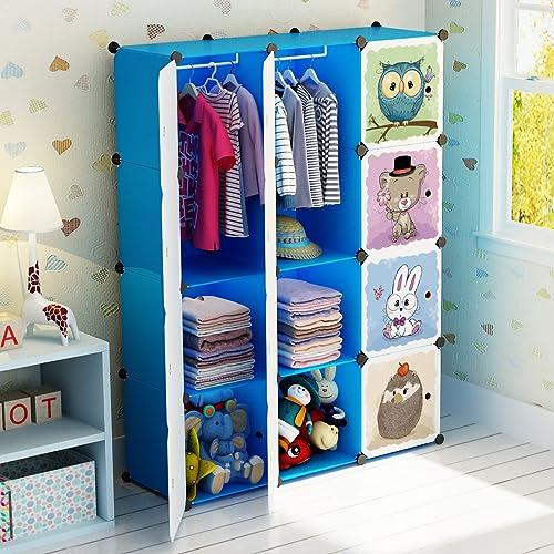 Storage for Kids Closets: Amazon.com