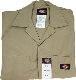 L KHAKI ディッキーズ DICKIES ショートスリーブカバーオール 半袖 つなぎ 3399