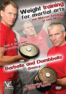 Weight Training For Martial Arts with Barbells and Dumbbells - Basics