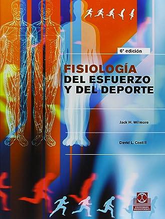 Fisiologia del esfuerzo y del deporte (color) (Spanish Edition)
