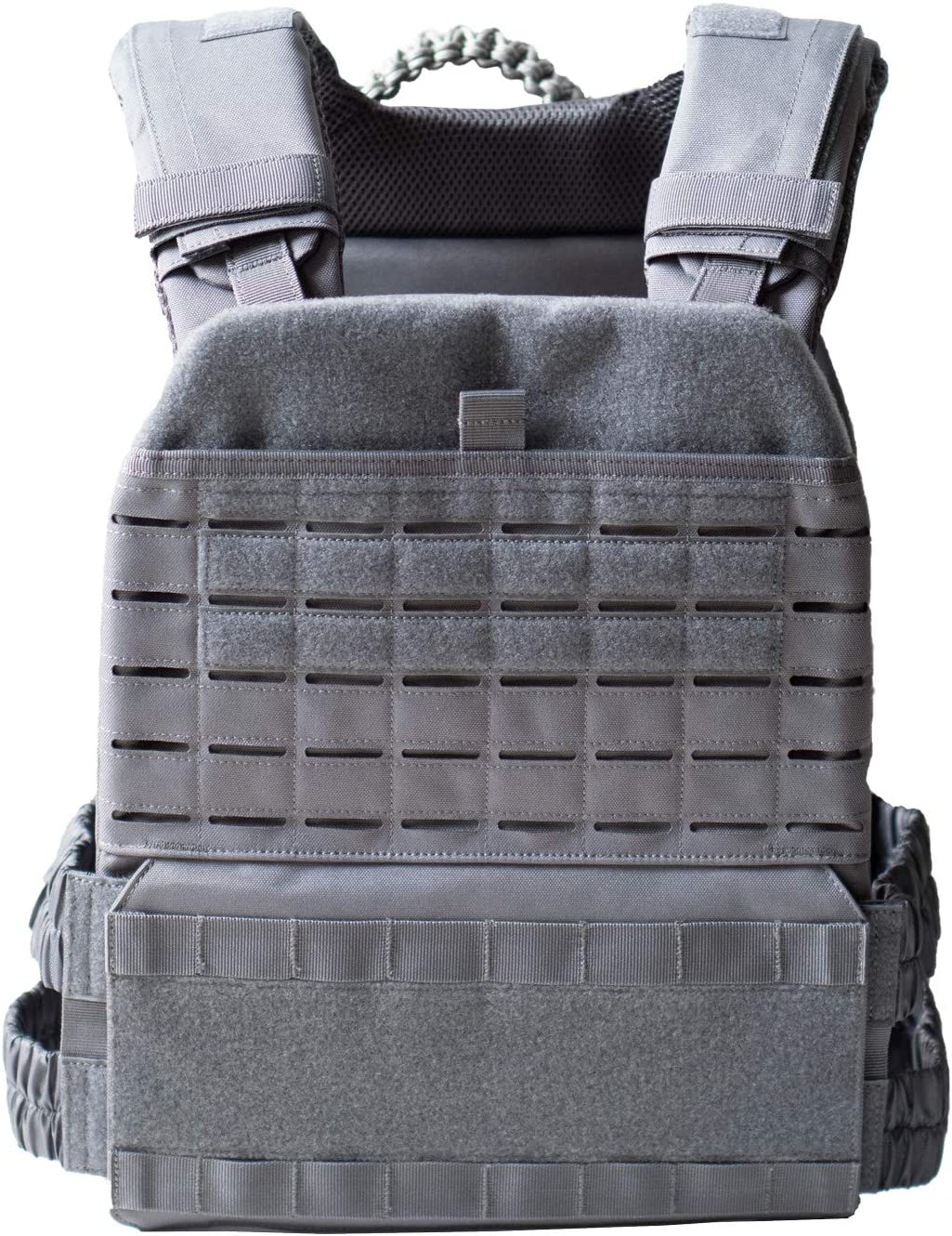Crossfit Weight Vest Adjustable Weighted Vest ASH Grey Men and ...