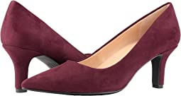 Burgundy Micro Suede