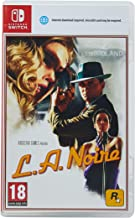 L.A. Noire Nintendo Switch by Rockstar