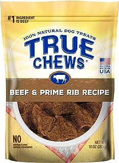 True Chews Beef & Prime Rib Recipe Dog Treats