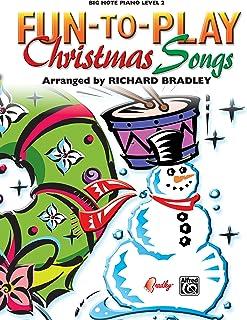 Fun-to-Play Christmas Songs