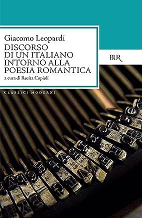 Discorso di un italiano intorno alla poesia romantica