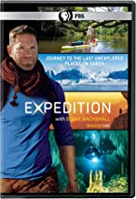 Expedition with Steve Backshall, Season 1 DVD