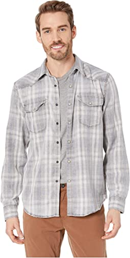 Long Sleeve Western Stretch Shirt