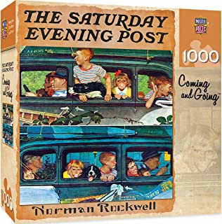 Best norman rockwell 1000 piece jigsaw puzzles Reviews