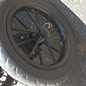 knorr-baby Joggy S Poussette trois roues /«/Happy Colour//» avec capote pour dormir