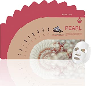 Farm Stay Visible Difference Mask Sheet - Pearl 10x23ml/0.78oz