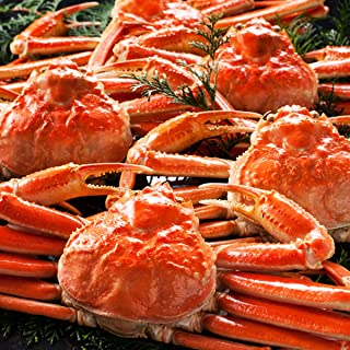ますよね 蟹味噌 入り ボイル ズワイガニ 3kg ( 姿蟹 5~7匹入 ) カニ 蟹