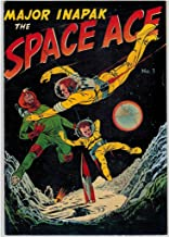 MAJOR INAPAK THE SPACE ACE (1951 ME) 1 VG-F