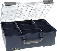 Caja B, 415 x 330 x H, 150mm T. 8Trennstege parte inferior PP/tapa a.PC