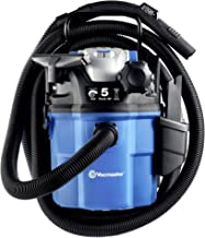 Vacmaster 5 Gallon, 5 Peak HP, with 2-Stage Motor, Wet/Dry Vacuum, Wall Mountable and with Remote Control