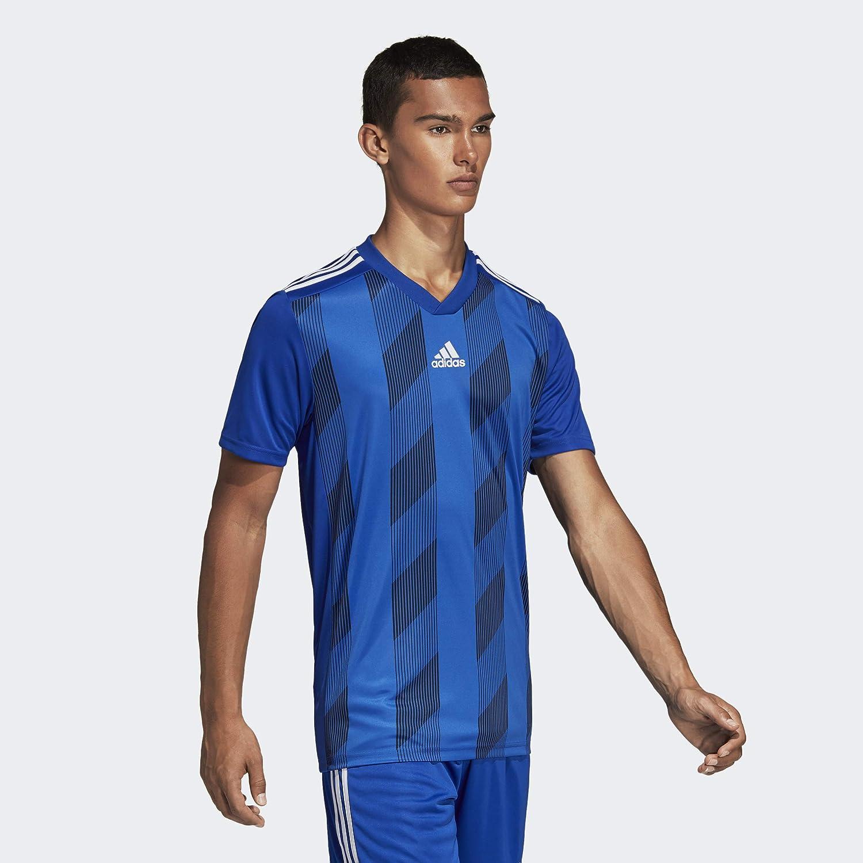 Amazon.com : adidas Boys' Striped 19 Jersey : Sports & Outdoors