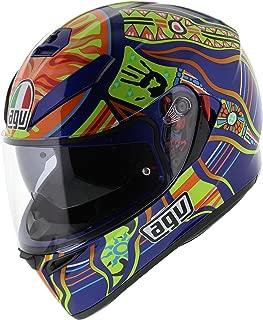 AGV Unisex-Adult Full-face-Helmet-Style Motorcycle (Multi, Large)
