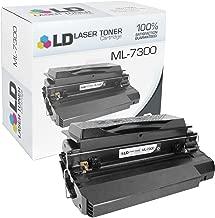 LD Remanufactured Toner Cartridge Replacement for Samsung ML-7300DA (Black)