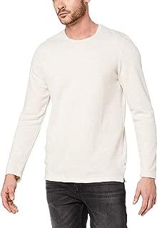 French Connection Men's Brushed Waffle Longsleeve T-Shirt