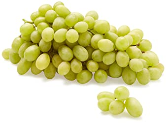 Organic Green Seedless Grapes, 2 lb