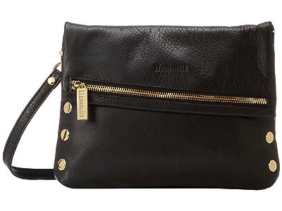 Hammitt VIP Medium (Black/Gold) Cross Body Handbags