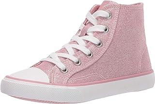 Amazon Essentials Unisex-Child Canvas Lace Up Sneaker