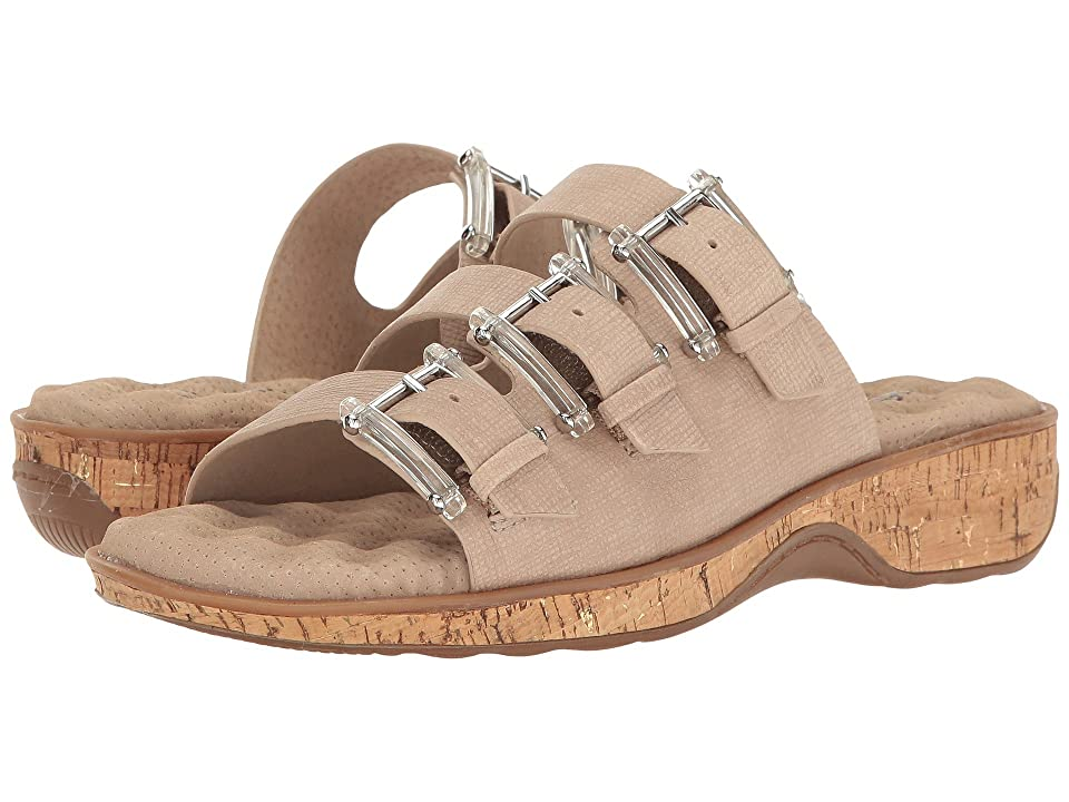 SoftWalk Barts (Sand/Gold Cork) Women