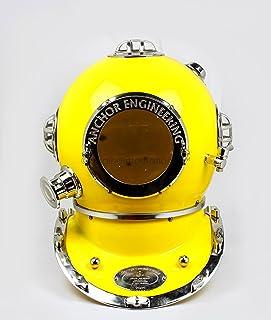 "House Of Antique Mark V 18"" US Navy Divers Helmet Maritime Scuba Vintage Replica Diving Equipment"