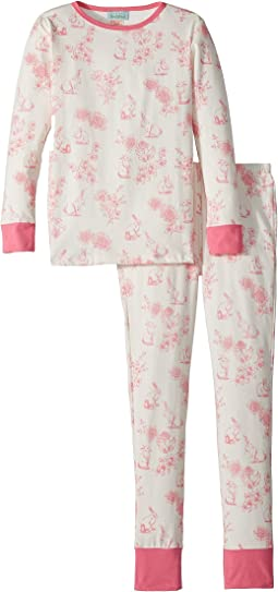 BedHead Kids - Long Sleeve Two-Piece Tween Set (Big Kids)