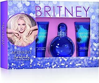 Britney Spears Midnight Fantasty Ladies Gift Set