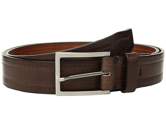 Trafalgar Wesley Belt 35mm (Brown) Men
