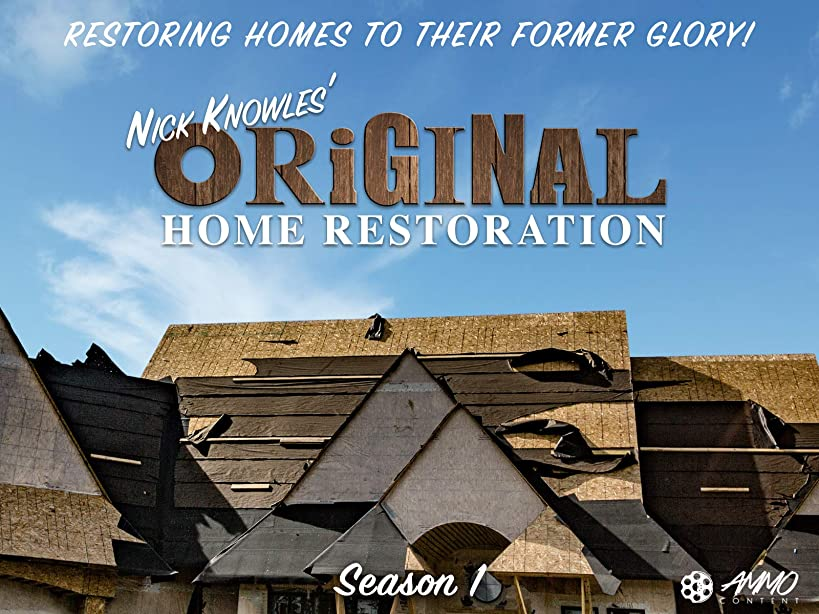 Nick Knowles: Original Home Restoration