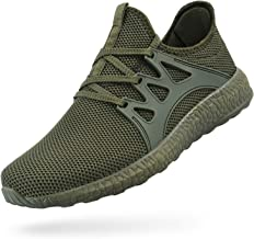 Amazon.com: olive green sneakers