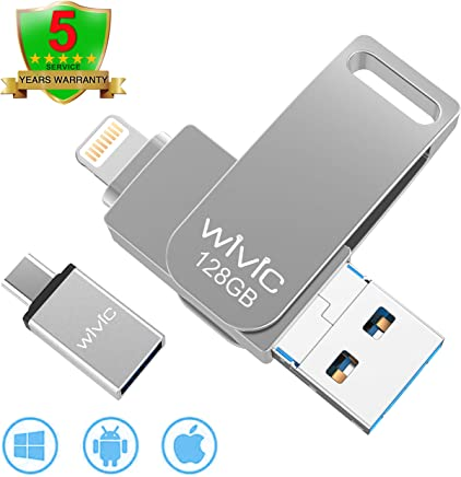 iOS Flash Drive Photo Stick for iPhone Flash Drive for...