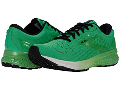 Brooks Ghost 13 (Green/Black/White) Men