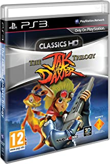 Sony The Jak and Daxter Trilogy Básico PlayStation 3 vídeo - Juego (PlayStation 3, Acción)