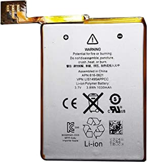 LONGLIFE New Internal Replacement Battery Compatible for iPod Touch 5th Generation Stalion Strength Li-Polymer Battery 1030mAh 3.7V for iPod Touch 5