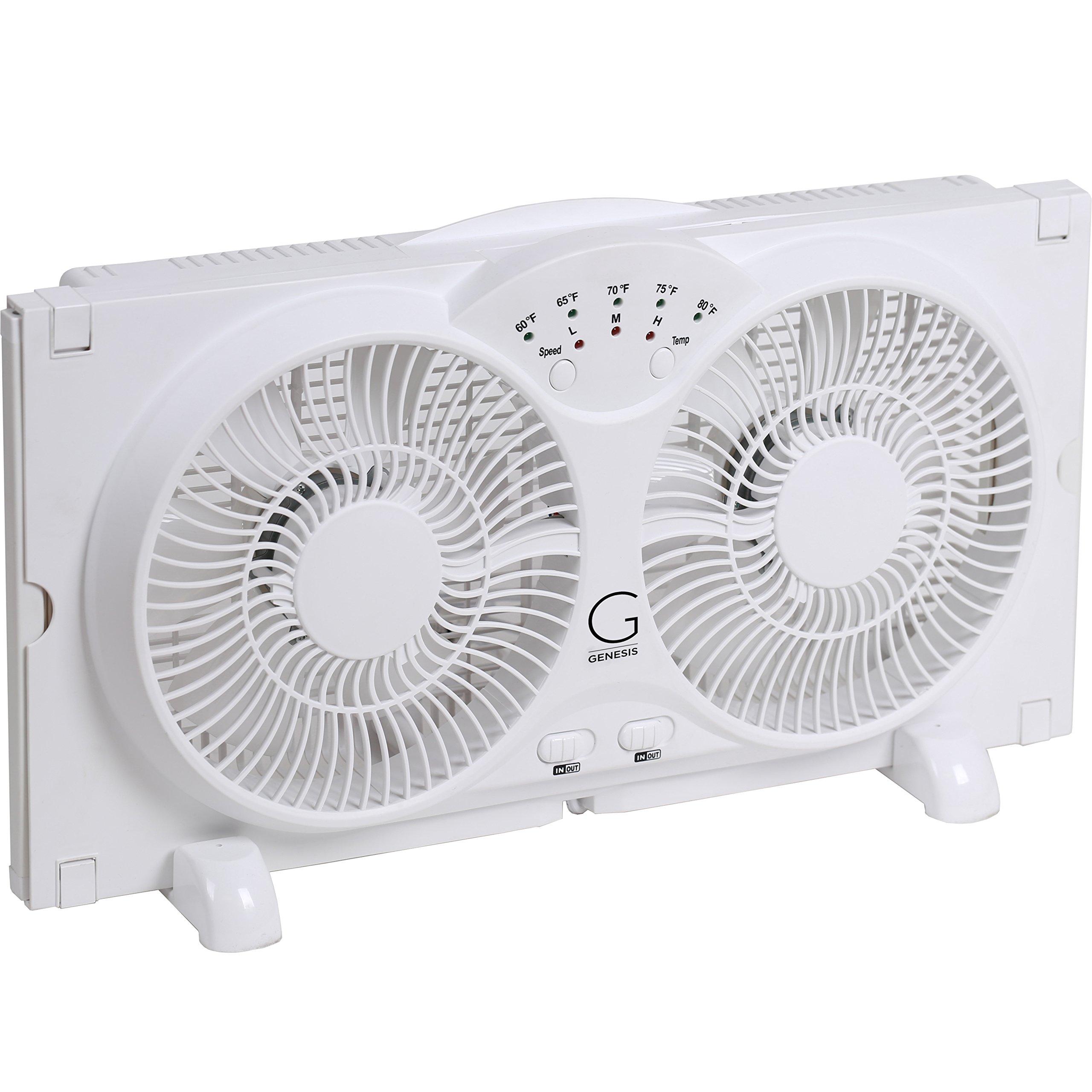 Reversible Indicator Adjustable Thermostat Technology
