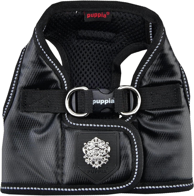 Puppia Legacy Harness B, Small, Black